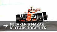 Що тримає колеса McLaren?
