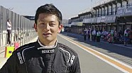 Rio Haryanto - Formula E Test - English Interview