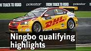 Ningbo kwalificatiedrama Tom Coronel
