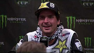 2017 - Monster Energy Cup - Cup Class post race press conference