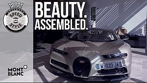 How to build a £2million Bugatti Chiron