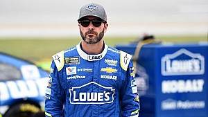 Jimmie Johnson: 'We are a team that thrives on adversity'