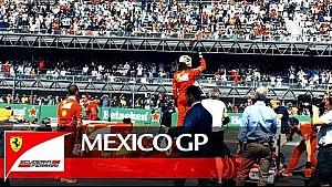 Mexico Grand Prix - Behind the scenes