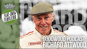 Richard Attwood | Goodwood Podcast