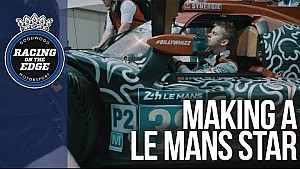 Inside the car that nearly shocked Le Mans