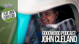 John Cleland | Goodwood podcast