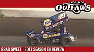 Brad Sweet | 2017 World of Outlaws Craftsman sprint car series season in review