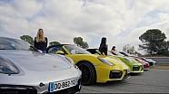 Paradis Porsche Saint-Tropez 2017