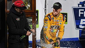 Kyle Busch: I see similarities between 2015 championship year, this season