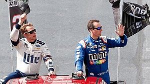 Kyle Busch: 'Sometimes you just don't like a guy'