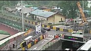 Crash a... catena - 2017 Macau Grand Prix - FIA GT World Cup