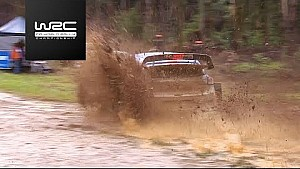 Rally Australia 2017: highlights SS19
