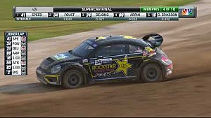 Red Bull GRC Memphis: Supercar final