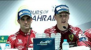 2017 WEC 6 hours of Bahrain - Champions press conference