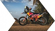 KTM is rady to race Dakar 2018