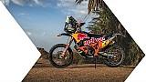 KTM готова до перегонів Дакар-2018