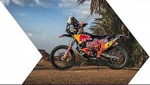 KTM, lista para el Dakar 2018