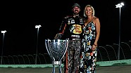 Pollex on Truex winning title for her: 'Too overwhelming of an emotion'