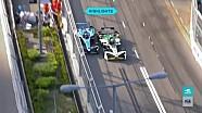 ePrix di Hong Kong 1: la festa sul podio