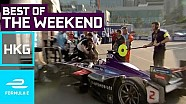 Fim de semana mais dramático da história da Fórmula? O melhor do E-Prix de Hong Kong 2017