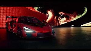 Presentación del McLaren Senna