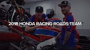 Honda Racing Roads Team 2018