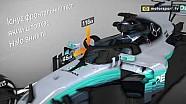 Аеродинаміка: Вплив Halo на боліди Ф1