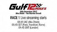 بث مباشر: سباق الخليج 12 ساعة - القسم الأوّل