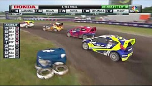 Red Bull GRC Ottawa I: final de lites