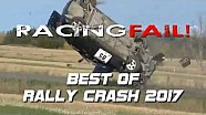 Teaser best of rally crash 2017 Racingfail!