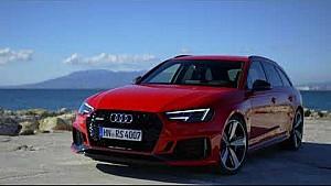 Нова Audi RS4 Avant у кольорі Misano Red