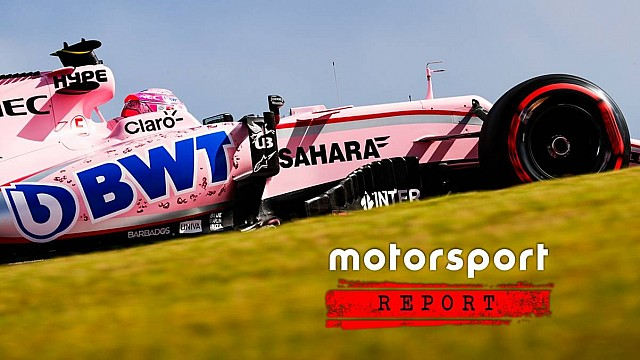 Motorsport-Report #72: Streit bei Force India