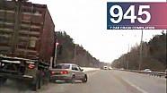 Compilación de accidentes automovilísticos 945 - diciembre de 2017
