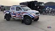 «Дакар»-2018. Команда Konturterm Racing Team перед стартом