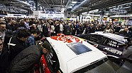2018 WRC sezon lansmanı, Autosport International Show