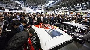 2018 WRC sezon lansmanı, Autosport International Show