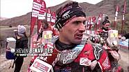 Diario de Honda etapa 8 del Dakar
