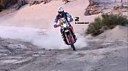 Dakar 2018 - Etappe 11 - Wagens/motoren