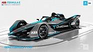 Formel-E-Auto 2018/2019