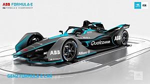 Vue à 360° de la nouvelle Formule E