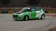 Suzuki SWIFT RS, la piccola bomba giapponese