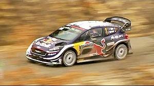 El Rally de Montecarlo vistas aéreas