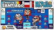 La carrera del ePrix de Santiago 2018 según los MiniEDrivers