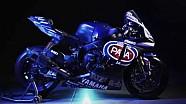 Pata Yamaha onthult livery