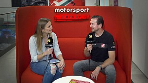 Motorsport-Report #85: Kurt Busch im Interview
