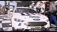Esto fue la calificación en las 500 de Daytona y el Clash