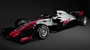 Haas F1 Team onthult de VF-18