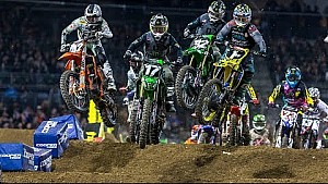 Dirt Shark – 2018 San Diego Supercross