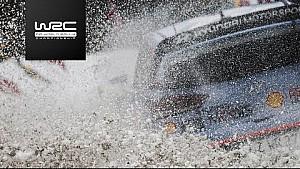 Rallye de Suède 2018 - Spéciales 5-8