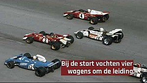 Motorsport Stories - De spannendste finish in de F1